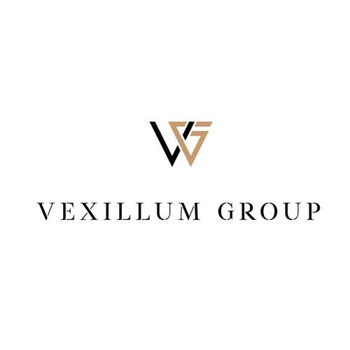 Logo for a financial services company