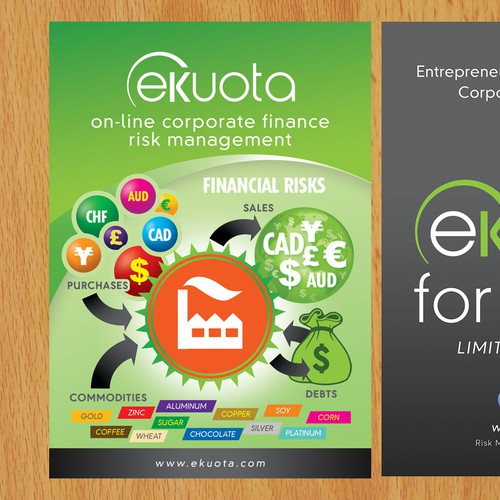 flyer for ekuota
