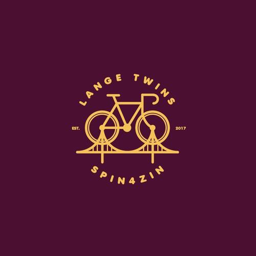 Lange twins logo