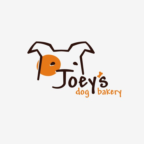 Logo for Joey's Dog Bakery