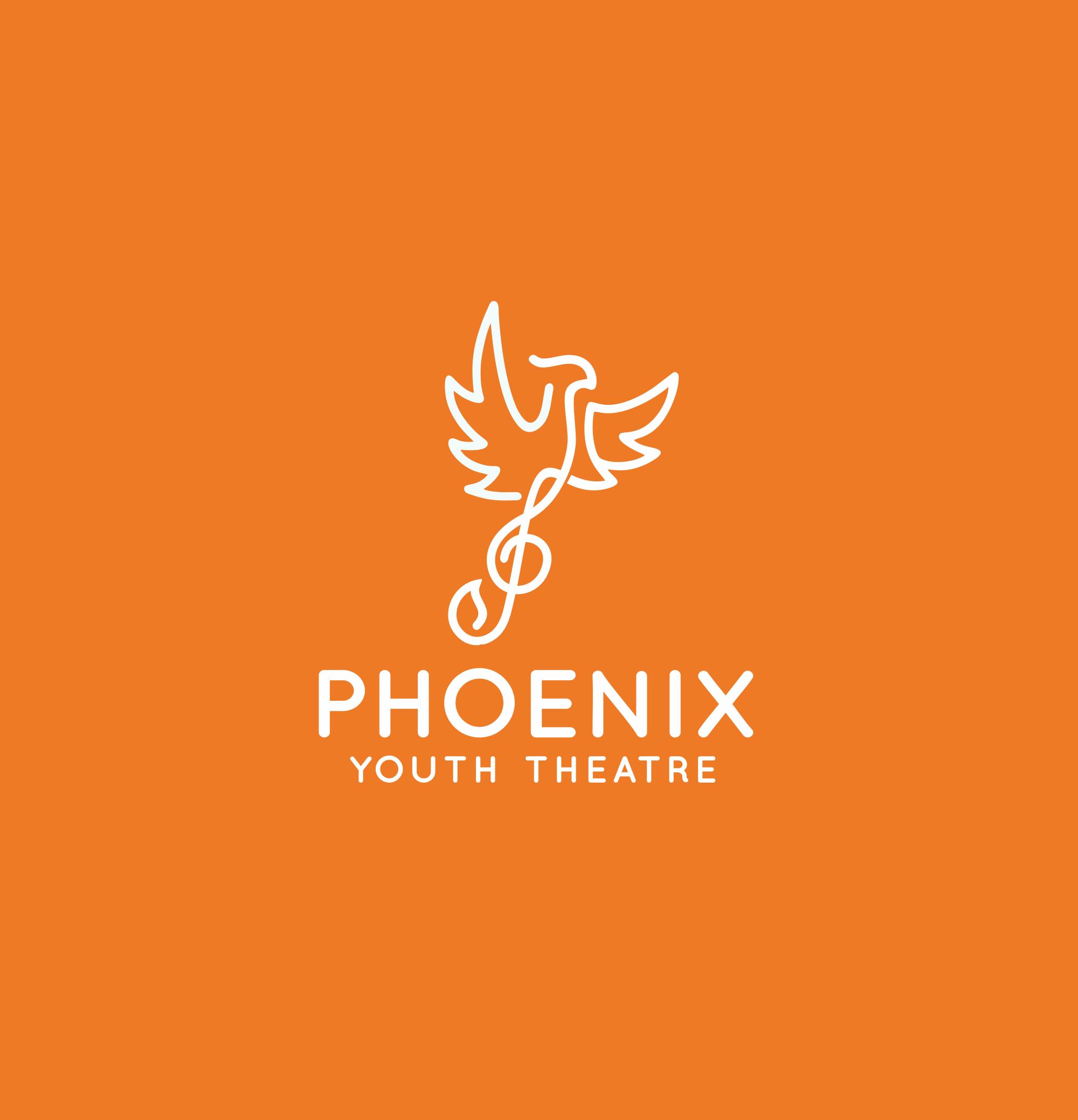 Design a cool contemporary/hip/modern/cute logo for Theatre School