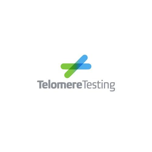 DNA testing logo