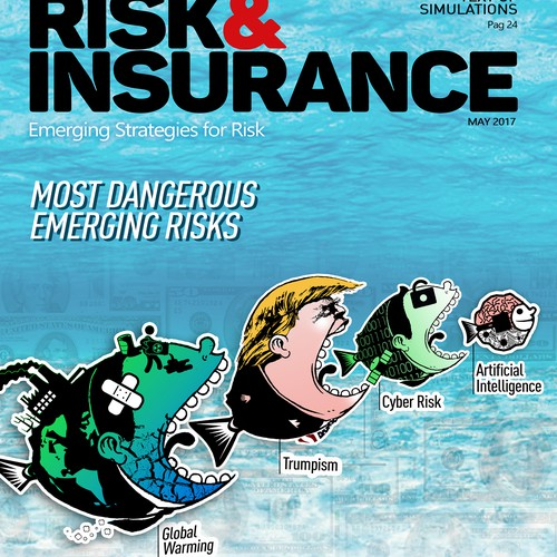 Most Dangerous Emerging Risks