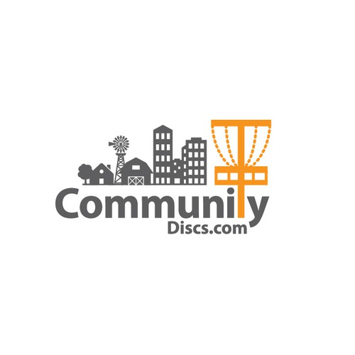 Logo: Premium & Personal Focus for Disc Golf Shop