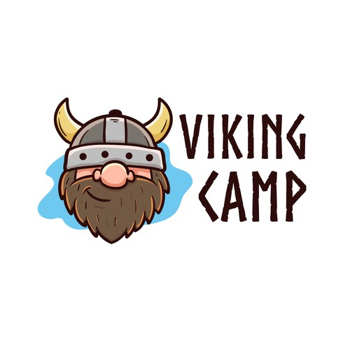 Viking Camp logo