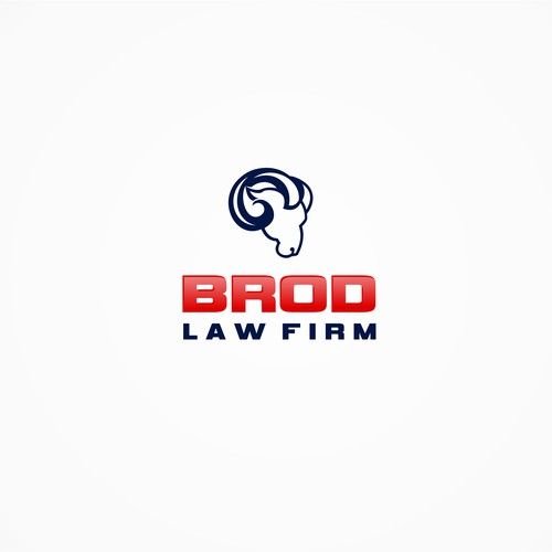 Logo comcept for law firm