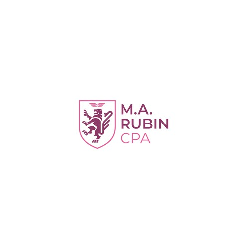 Logo Design for M.A. Rubin CPA