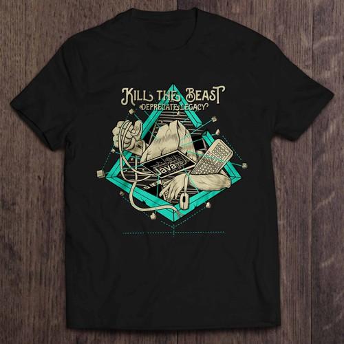 Tshirt Custom Illustration