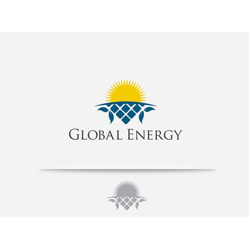 Create a professional, fun logo for an energy company