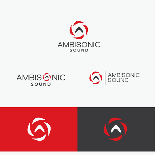 Design a clean modern logo for a sound production company!