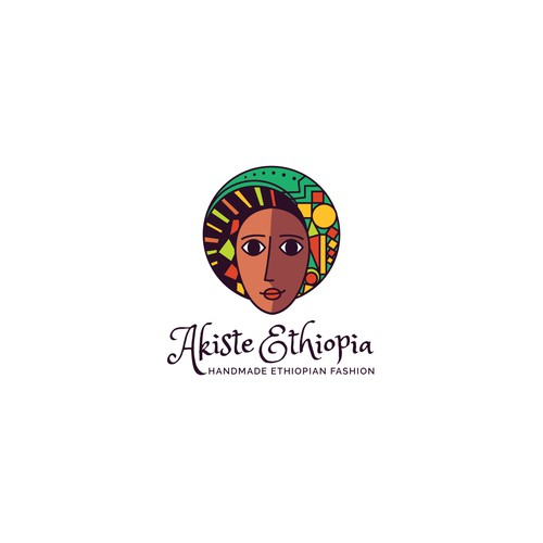 Logo concept for Ethiopian Cultural Shop