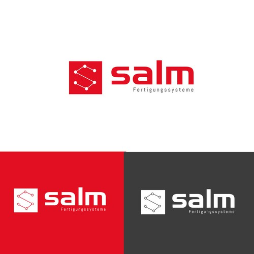 Logo proposal for SALM Fertigungssysteme