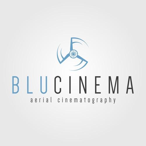 Modern Drone Videography Logo