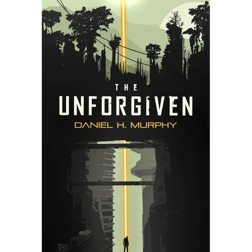 "Book cover ""The Unforgiven"""