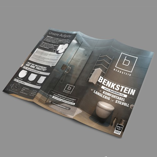 Benkstein Toilet Lid Brochure