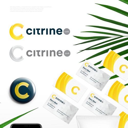 Vibrant concept for Citrine