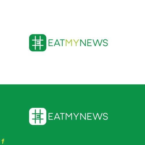 Fast News logo design