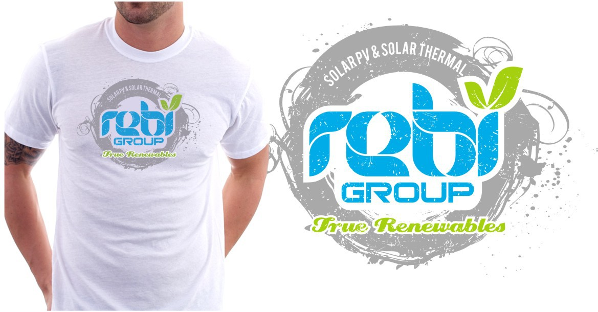 Help Rebi group with a new t-shirt design