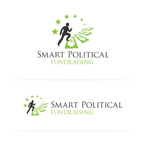 Design the Logo for a Brand New Website focused on Political Fundraising