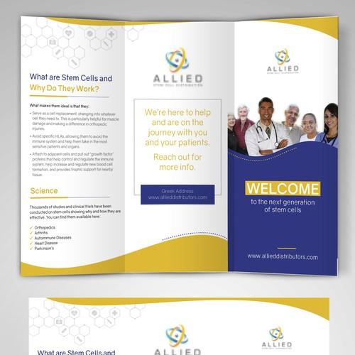 Brochure for Medical