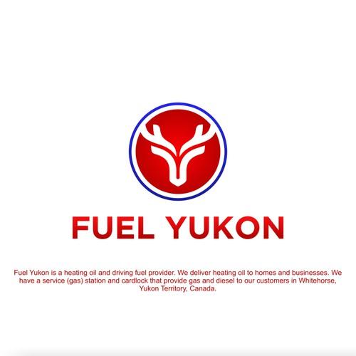Logo for Fuel Yukon company