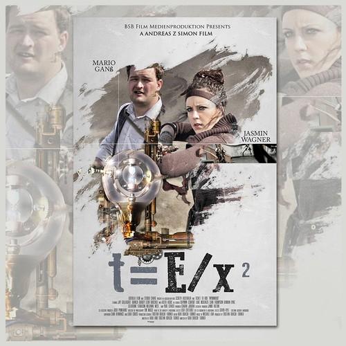 T=e/x2 Movie poster
