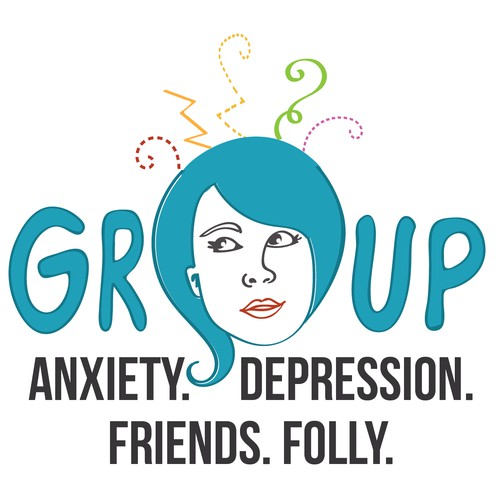 """Group"" Lighthearted Podcast about Mental Illness"
