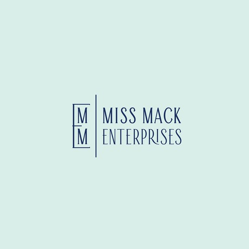 Logo for ' Miss Mack Enterprises'