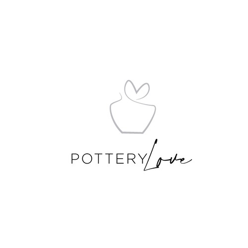 Logo Concept for Pottery Love