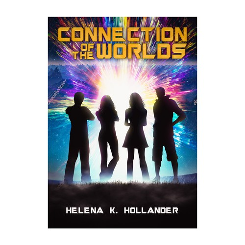 "fantasy book - ""Connection of the Worlds"""