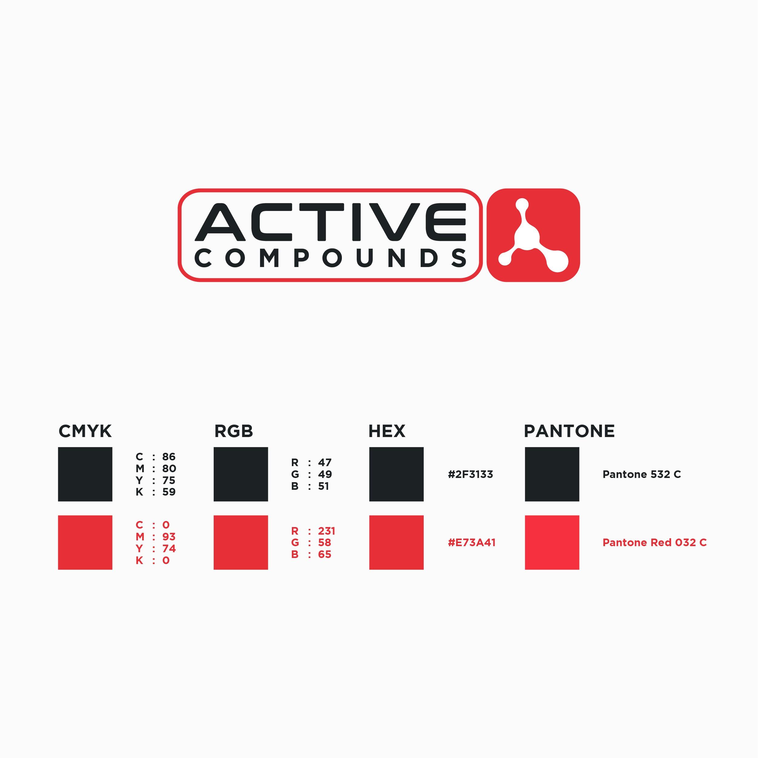 Sports Supplements Manufacturer Requires Cutting Edge Logo