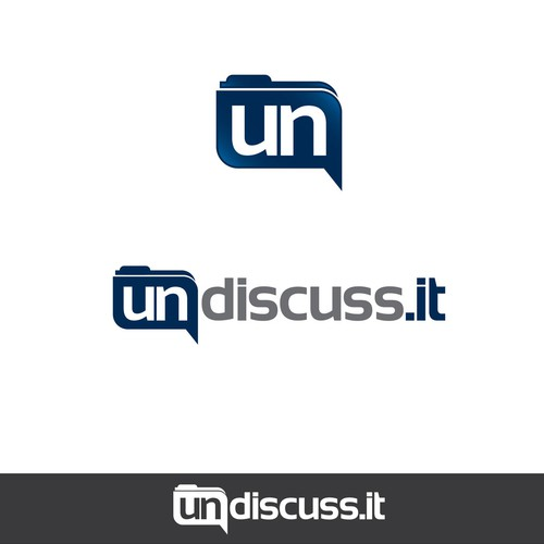 Undiscuss needs a new logo