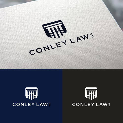 bold concept for law firm