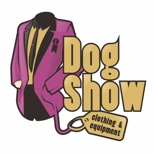 Two websites ONE design. In community spirit, 2 FREE dog show classifieds needs a logo
