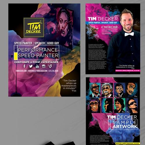 Tim Decker Brochure