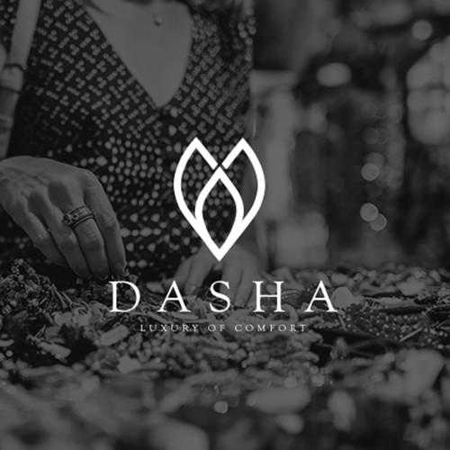 Dasha Logo design