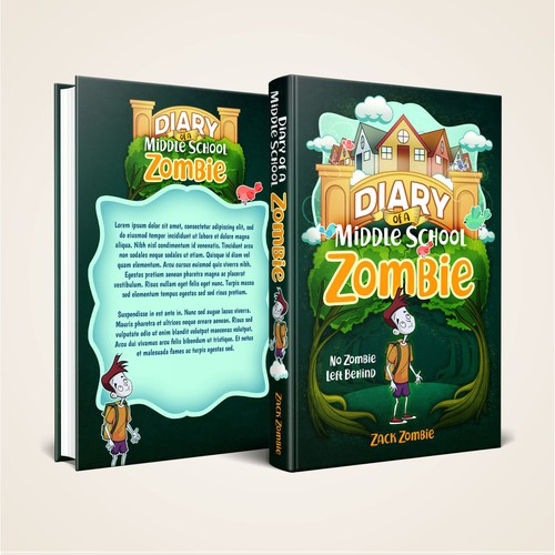 Diary of a Middle School Zombie