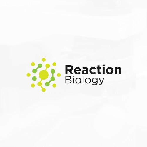 Reaction Biology Logo Redesign