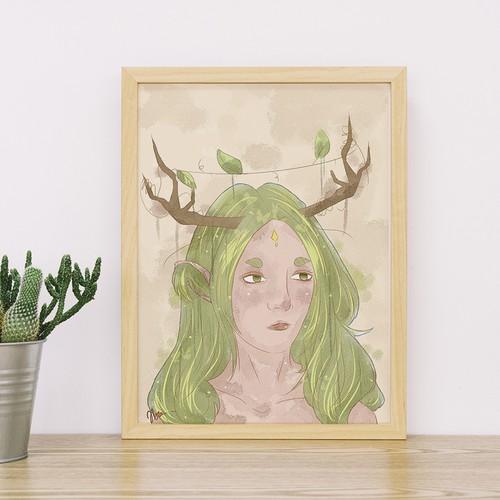 Create an Inspiring Design for Canvas Art