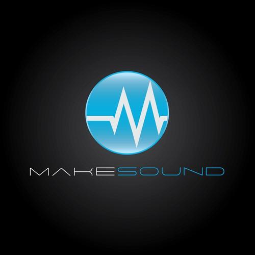 Modern logo contest for a sound design company