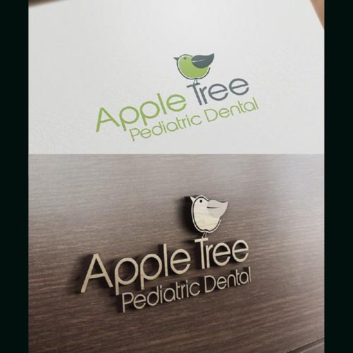 logo concept for pediatric dental