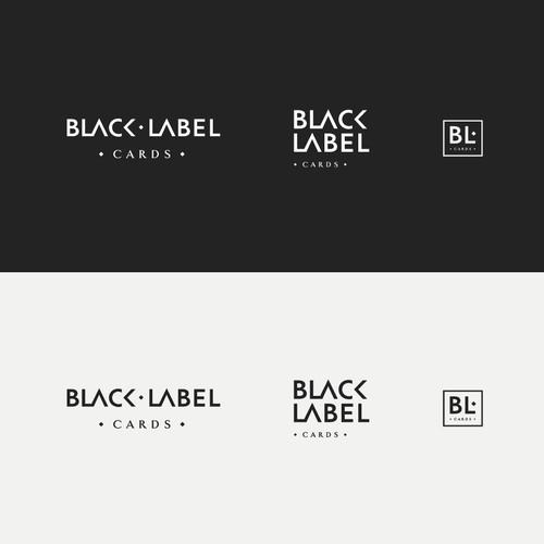 Black Label Cards