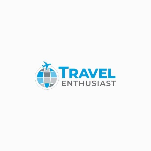 Travel Enthusiast Logo