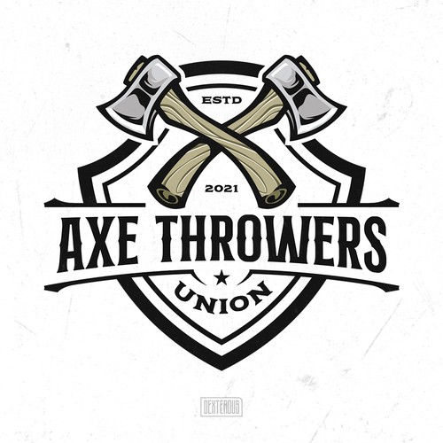 Axe Throwers Union Logo