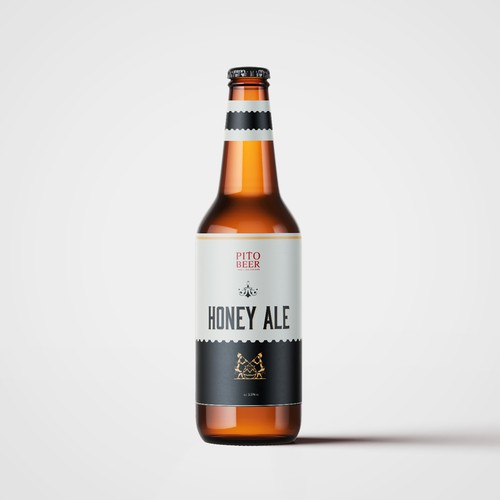 Honey Ale Beer