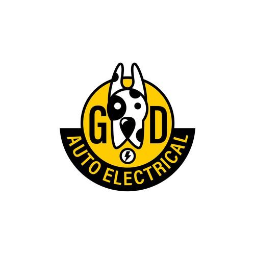Auto Electrical Logo