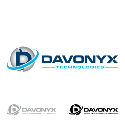 New company logo for Davonyx Technologies