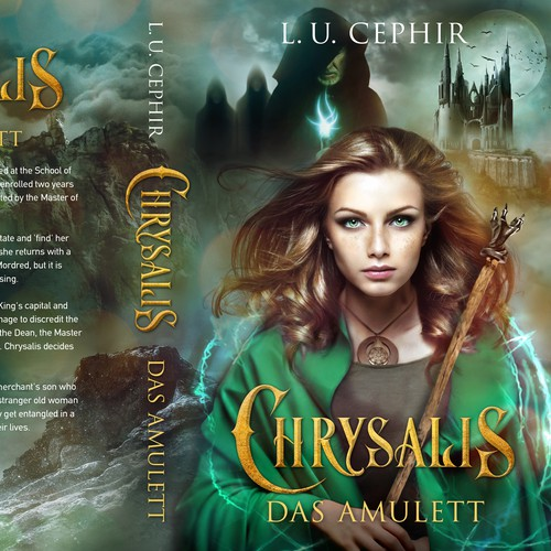 Chrysalis - Fantasy novel