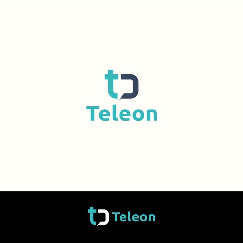 Teleon Logo Design