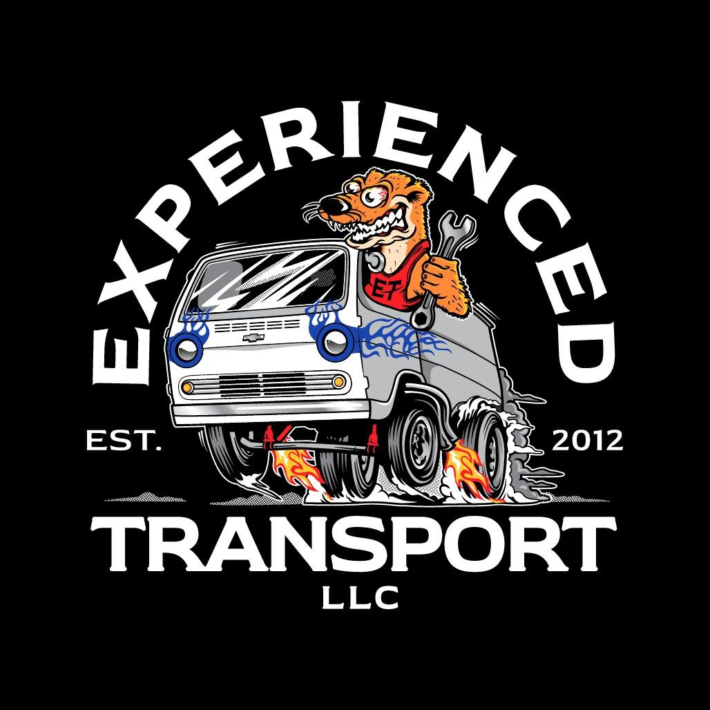 Gasser Vans? Grinning Weasels? Ed Roth? Car Shop Logo